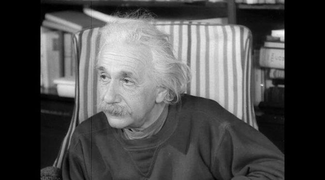 Albert Einstein o intuicji