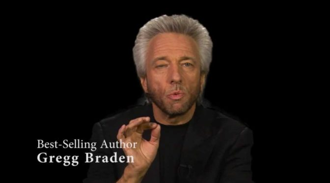 Gregg Braden- nauka kreacji