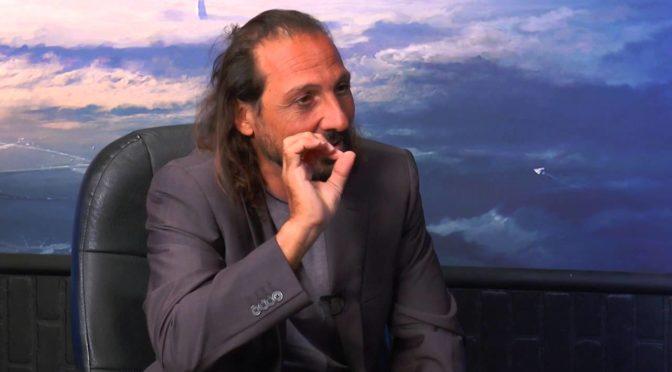 Nassim Haramein wywiad dla Radio Serenidad