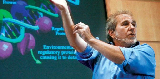 Dr Bruce Lipton- Nowa Biologia