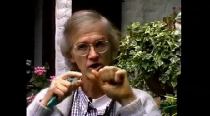 Dan Winter- wykład z Barcelony, 2009