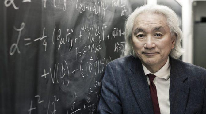 Prof. Michio Kaku- Wszechświat w pigułce