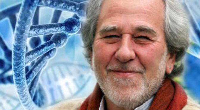 Dr Bruce Lipton- epigenetyk- o swojej drodze