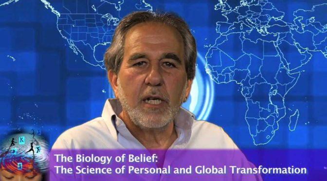 Dr Bruce Lipton- Umysł ponad genami