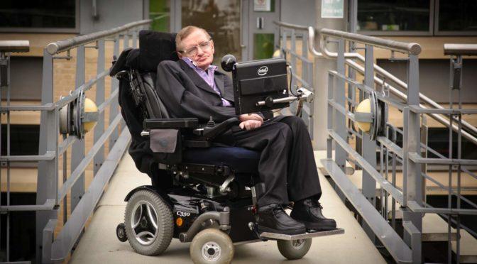 Teoria Wszechświata według Stephen'a Hawking'a