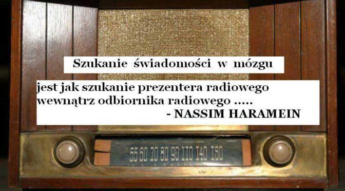 Nassim Haramein o szukaniu świadomości