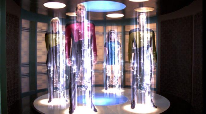 Kwantowe przejście- interesujący film o mechanice kwantowej