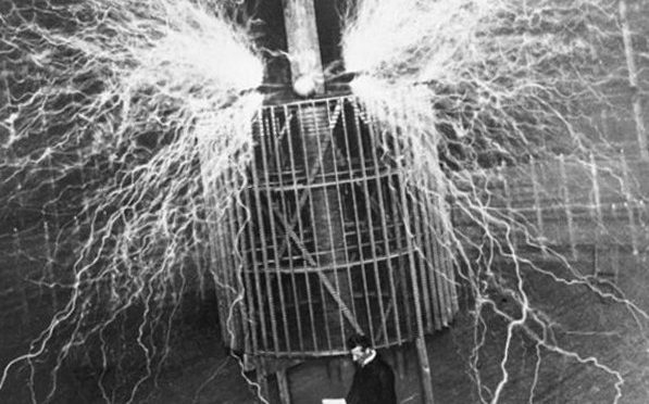 Wielki Nikola Tesla o magii 3-ek, 6-ek i 9-ek