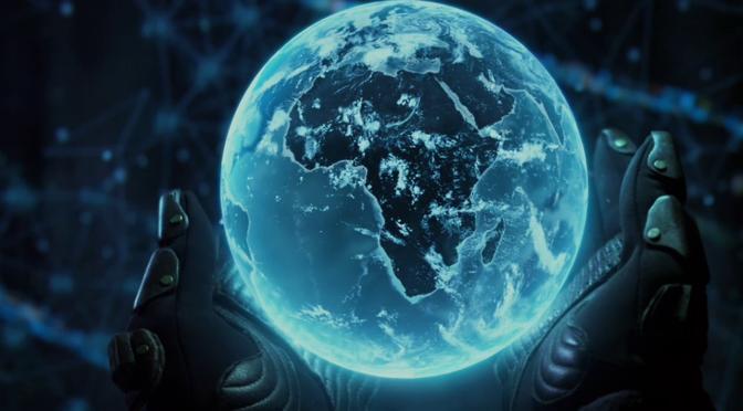 Zasada holograficzna Gerhadus`ta Hooft`a