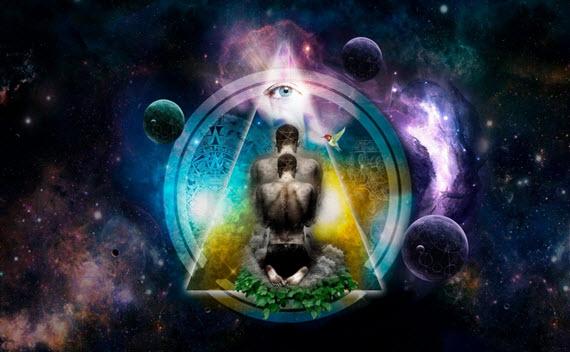 John Wheeler odkrył, że rzeczywistość powstaje w procesie stałej, twórczej wymiany z naszą świadomością