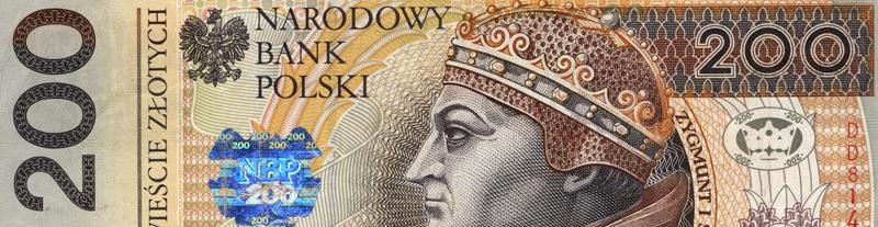 200 zlotych bogactwo