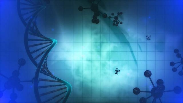 Wszechświat, DNA